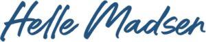helle madsen logo